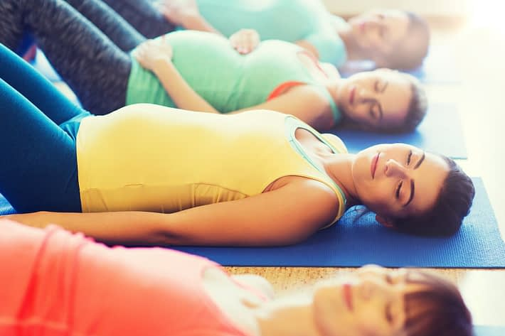 Why come to a Pregnancy Exercise class