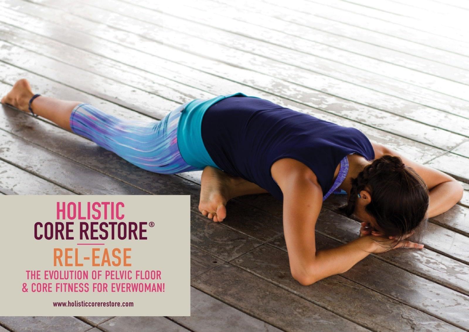 Holistic Core Restore ® 'Release promram