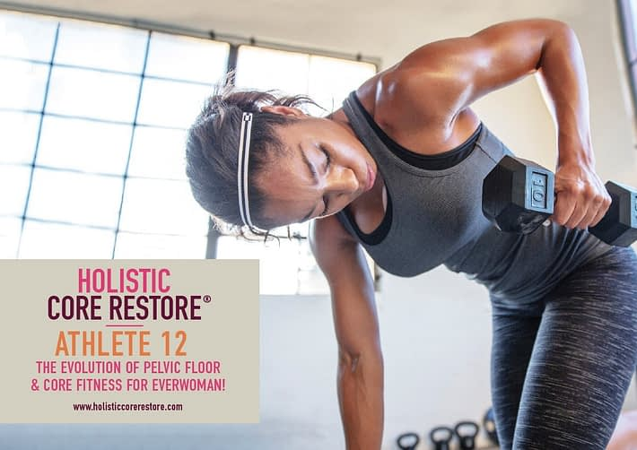 Holistic Core Restore® Athlete