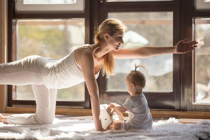 postnatal fitness