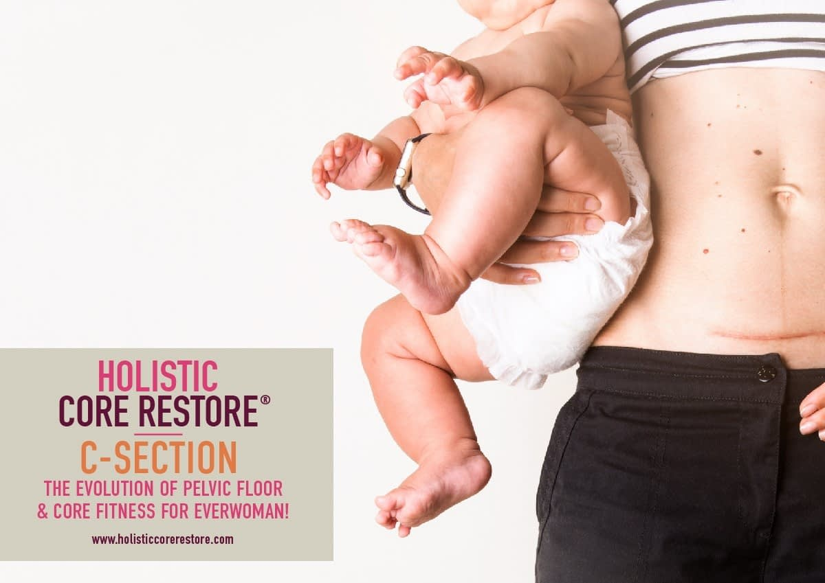 Holistic Core Restore-C-Section